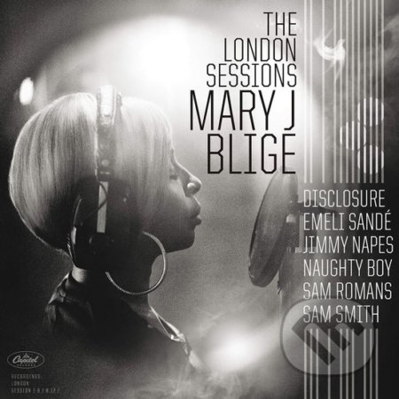 Mary J. Blige: The London Sessions LP - Mary J. Blige