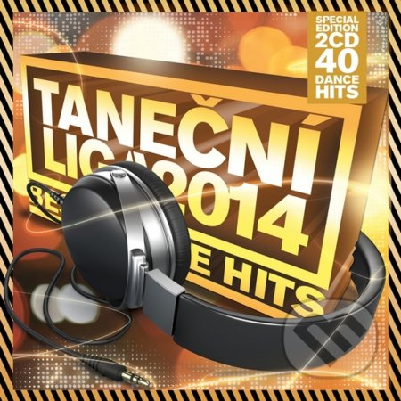 Taneční Liga Best Dance Hits 2014 - Various Artists