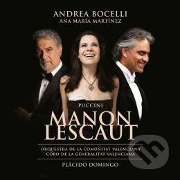 Andrea Bocelli: Puccini: Manon Lescau - Andrea Bocelli