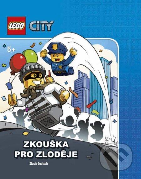 LEGO CITY: Zkouška pro zloděje -