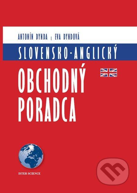 Slovensko-anglický obchodný poradca - Eva Dyndová, Antonín Dynda