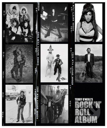 Terry O\'Neill\'s Rock \'n\' Roll Album - Terry O\'Neill
