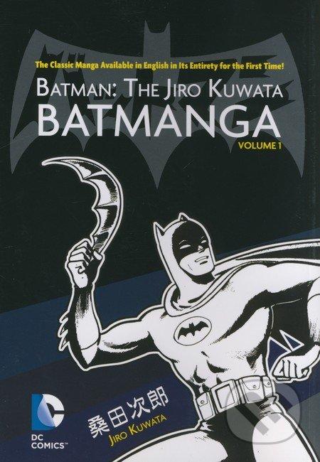 Batman: The Jiro Kuwata Batmanga (Volume 1) - Jiro Kuwata