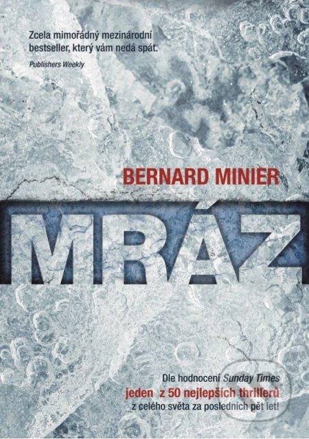 Mráz (v českém jazyce) - Bernard Minier