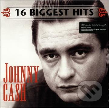 Johnny Cash: 16 Biggest Hits - Johnny Cash