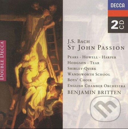 St John Passion - J.S. Bach
