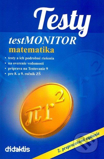Testy - testMONITOR - Matematika -