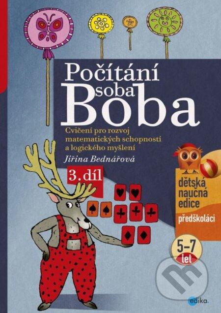 Počítání soba Boba 3 - Jiřina Bednářová