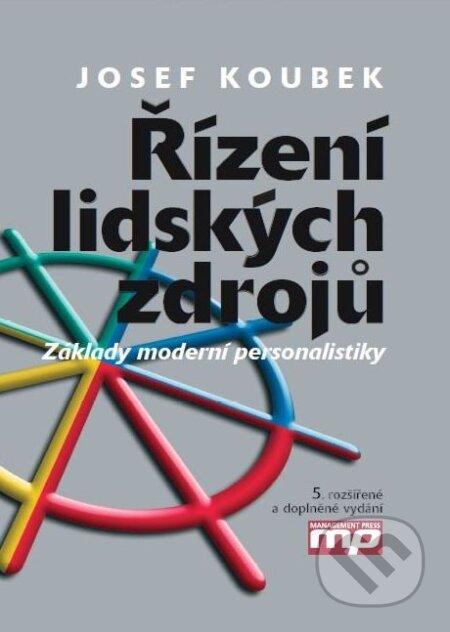 Řízení lidských zdrojů - Základy moderní personalistiky - Náhled učebnice