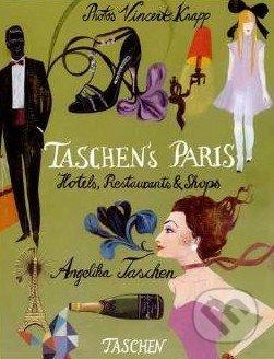 Taschen\'s Paris - Angelika Taschen