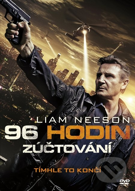 96 hodin: Zúčtování DVD