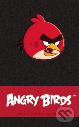 Angry Birds (Ruled Journal) -