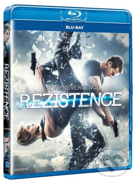 Rezistence 3D BLU-RAY
