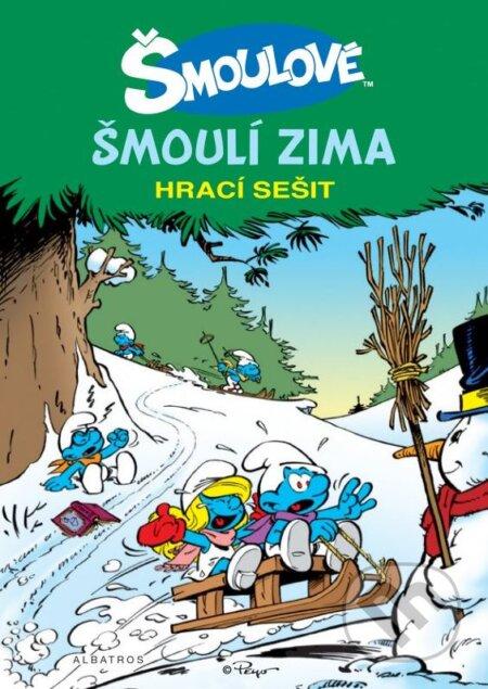 Šmoulí zima - Peyo
