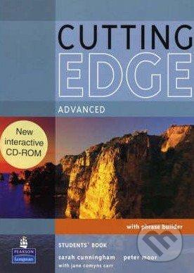 Cutting Edge - Advanced: Student\'s Book - Sarah Cunningham, Peter Moor, Frances Eales