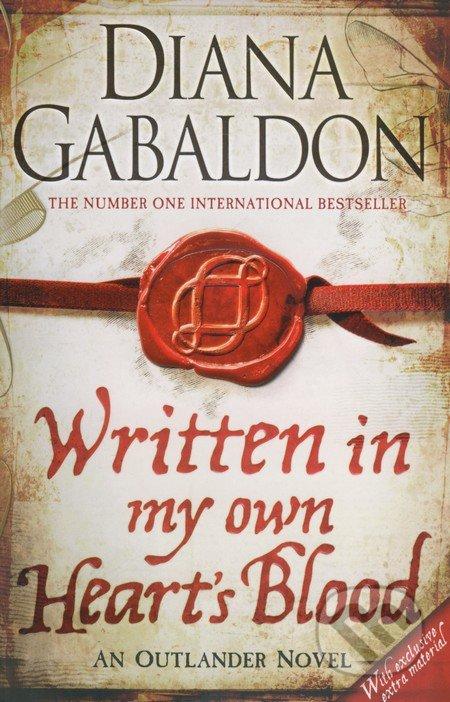 Written in my Own Heart\'s Blood - Diana Gabaldon