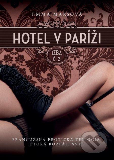 Hotel v Paríži: izba č. 2 - Emma Mars