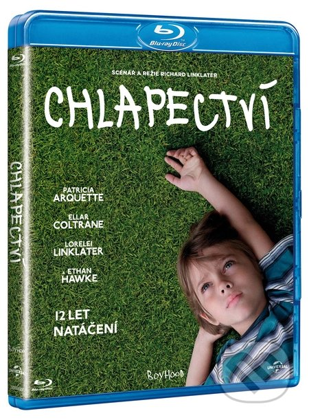 Chlapectví BLU-RAY