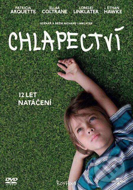 Chlapectví DVD