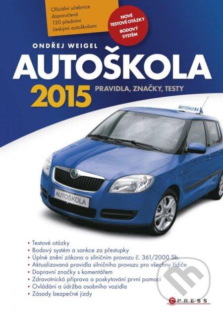 Autoškola 2015 - Ondřej Weigel