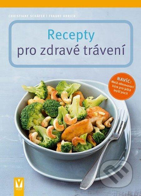 Recepty pro zdravé trávení - Christiane Schäfer, Frauke Ubrich