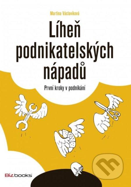 Líheň podnikatelských nápadů - Martina Václavíková