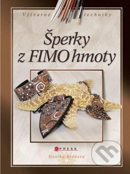 Šperky z FIMO hmoty - Monika Brýdová