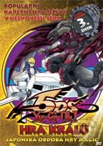 Yu-Gi-Oh 5D´s 3. DVD