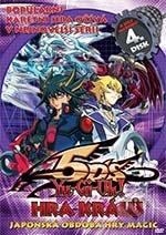 Yu-Gi-Oh 5D´s 4. DVD