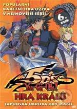 Yu-Gi-Oh 5D´s 6. DVD