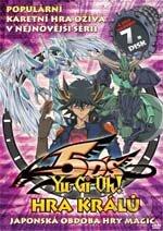Yu-Gi-Oh 5D´s 7. DVD