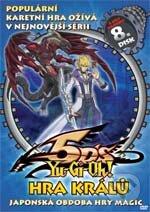 Yu-Gi-Oh 5D´s 8. DVD