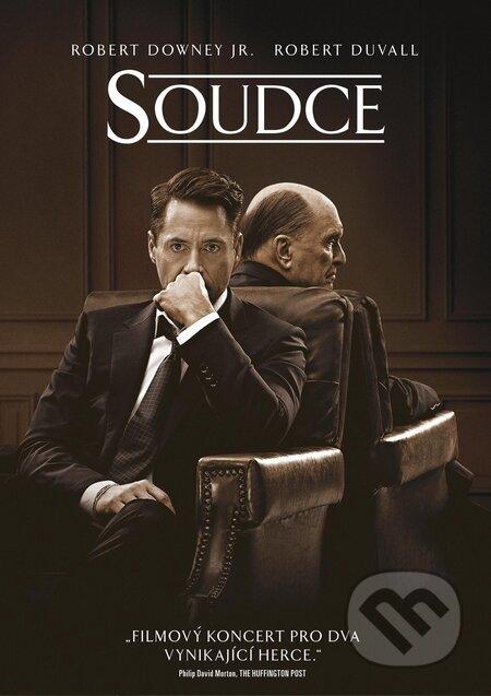 Soudce DVD