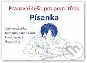 Písanka - velký pracovní sešit pro první třídu -