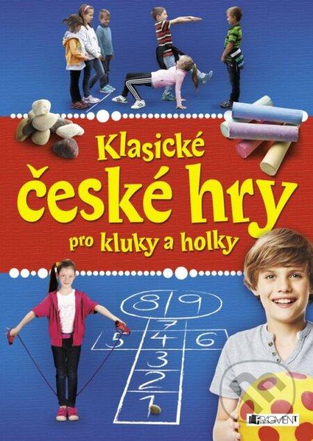 Klasické české hry pro kluky a holky -