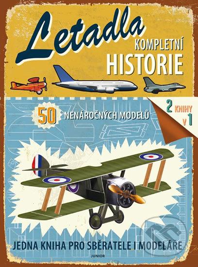 Letadla - Kompletní historie -