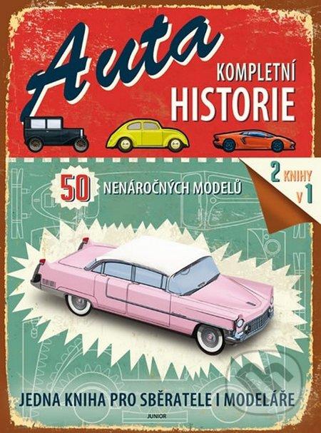 Auta - Kompletní historie -