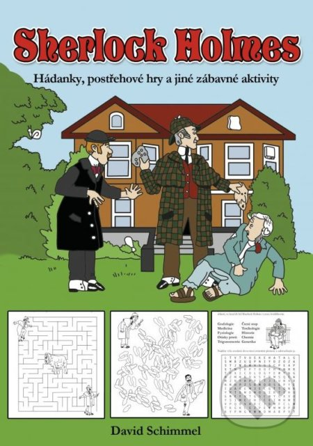 Sherlock Holmes - David Schimmell