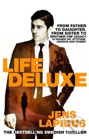 Life Deluxe - Jens Lapidus