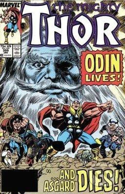 Thor vs. Seth - Tom Defalco, Ron Frenz