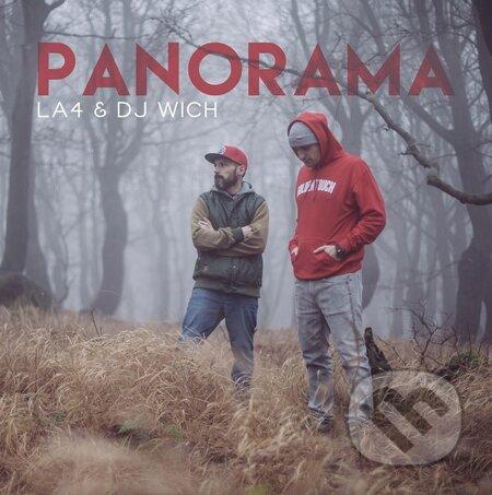 LA4 & DJ Wich: Panorama - LA4 & DJ Wich