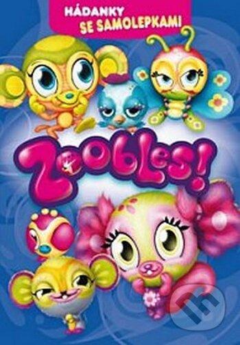 Zoobles - Hádanky a doplňovačky -