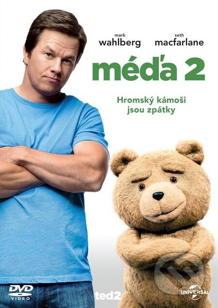 Méďa 2 DVD