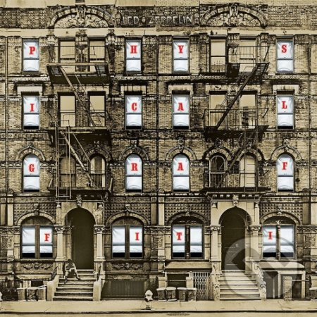 Led Zeppelin: Physical Graffiti LP - Led Zeppelin