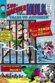 The Sub-Mariner 1 - Stan Lee, Roy Thomas, Jack Kirby