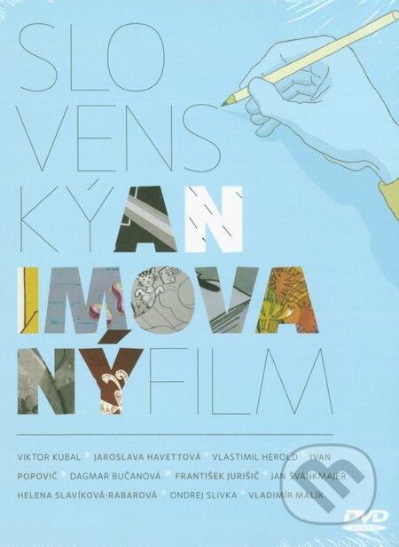 Slovenský animovaný film DVD