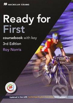 Ready for First: Coursebook with Key - Roy Norris