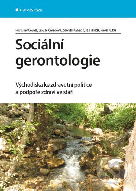 Sociální gerontologie - Rostislav Čevela, Libuše Čeledová, Zdeněk Kalvach, Jan Holčík, Pavel Kubů