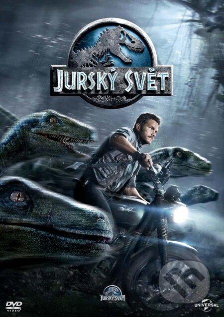 Jurský svět DVD