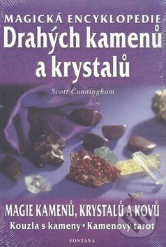 Magická encyklopedie drahých kamenů a krystalů - Scott Cunningham